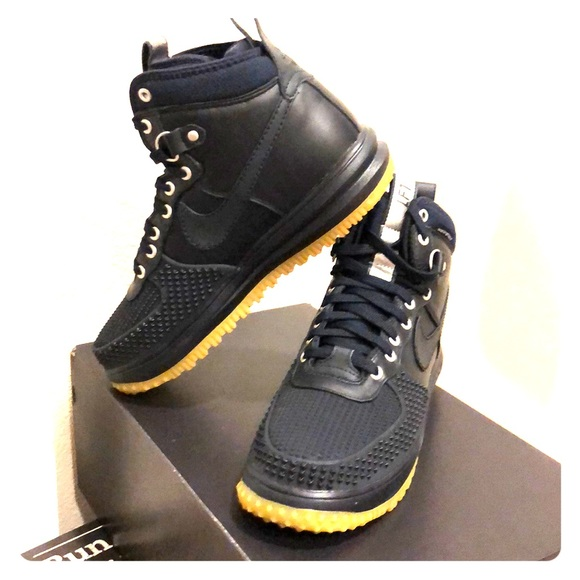 3053636b61ef Waterproof Weatherproof Air Force 1 Duckboots